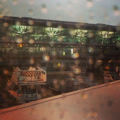Aéroport de Marseille quel temps magnifique. ..