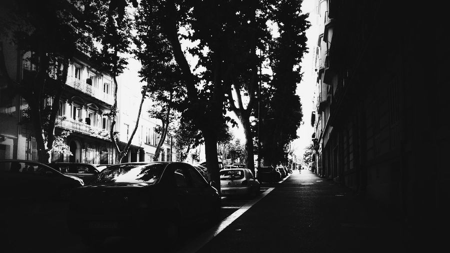 Silhouette City Life The Street Photographer - 2017 EyeEm Awards Black And White Friday