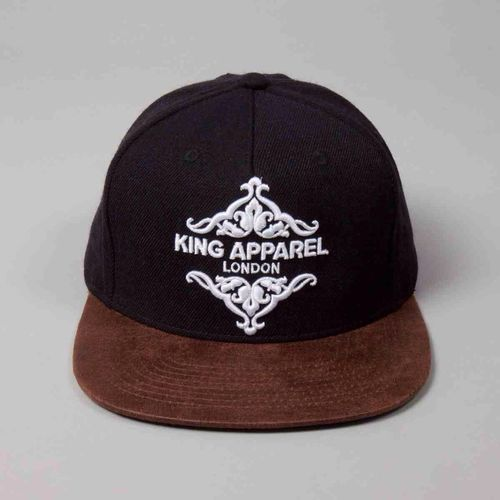 King Apparel Regal Strapback www.designertop2bottom.com King Apparel Hot Strapback Swag