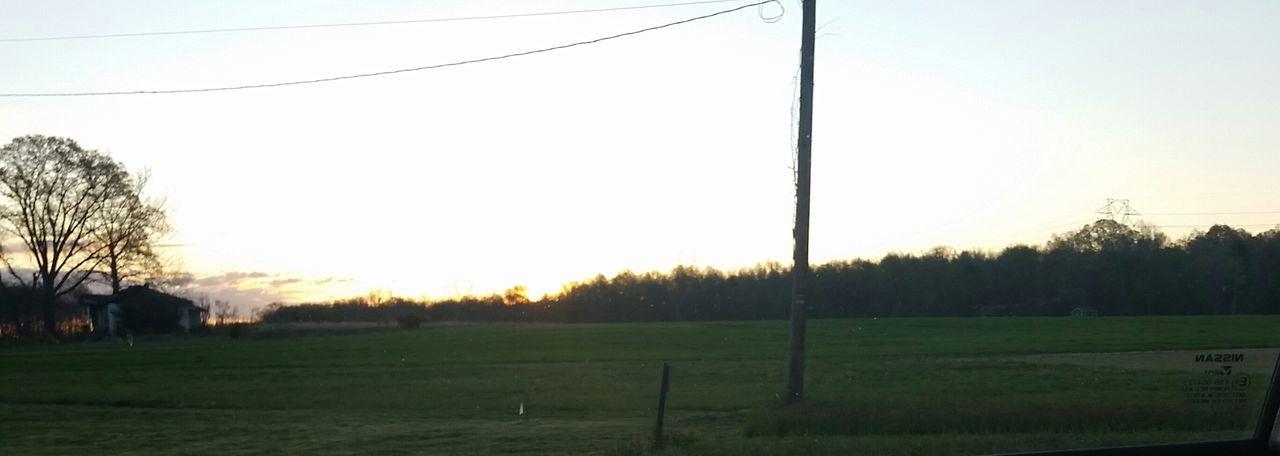 Sun Rising Sun
