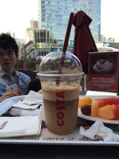 Cafe Latte Coffee And Cigarettes Coffee Break Cappucino
