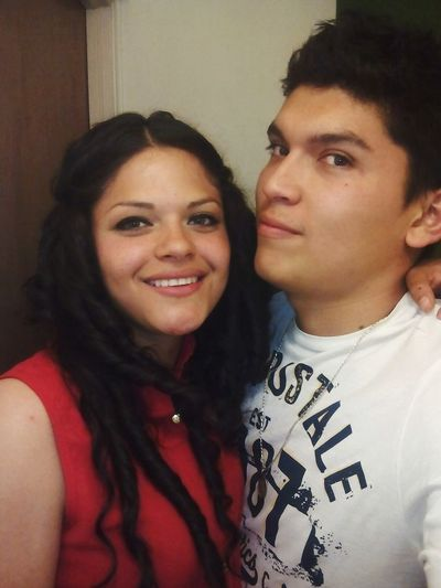 Mi linda novia y yo