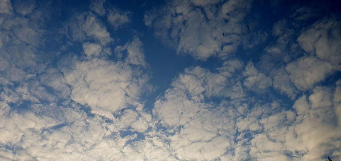 cloudscape Blue