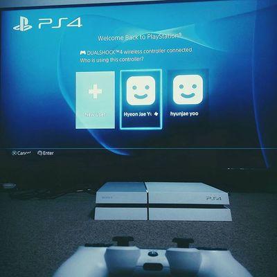 Playtime PS4