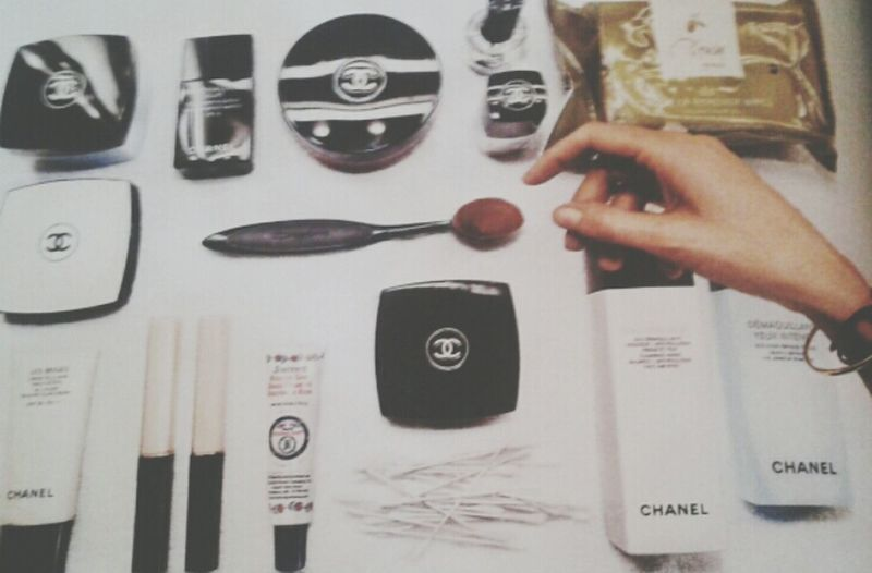 Chanel Pauline Suzor Todays Hot Look