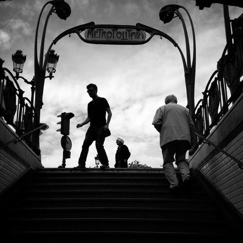 #paris #subway #streetphotography #NewCity