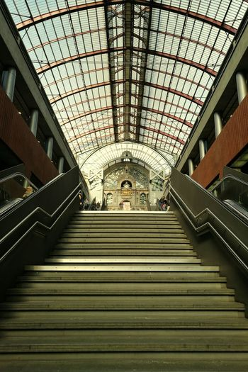 Belgium Steps