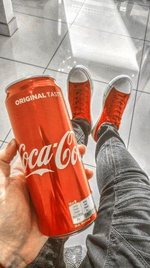 Coca-Cola ❤ Low
