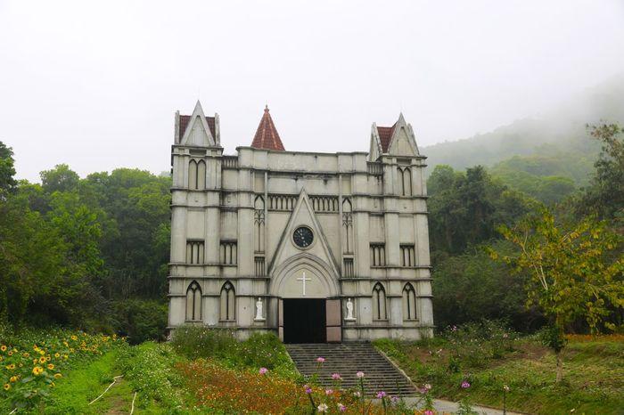 愿主与你同在。 Church Architecture Plant Built Structure Tree Building Exterior Religion Place Of Worship