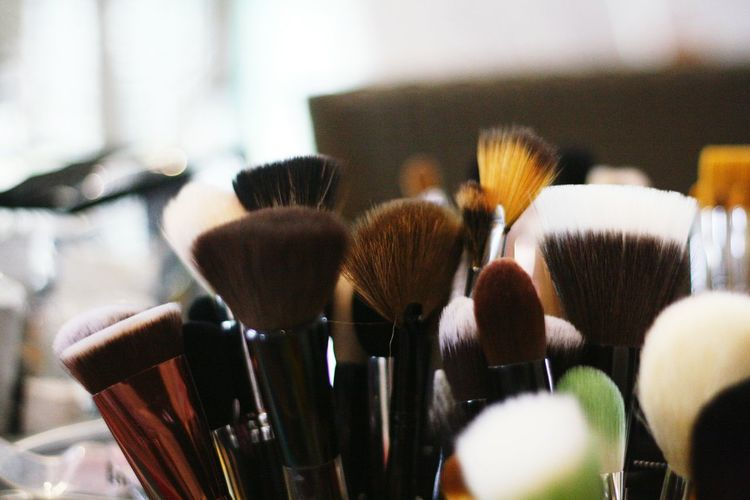 Brushes Makeup Fashion Hair And Makeup Beauty First Eyeem Photo
