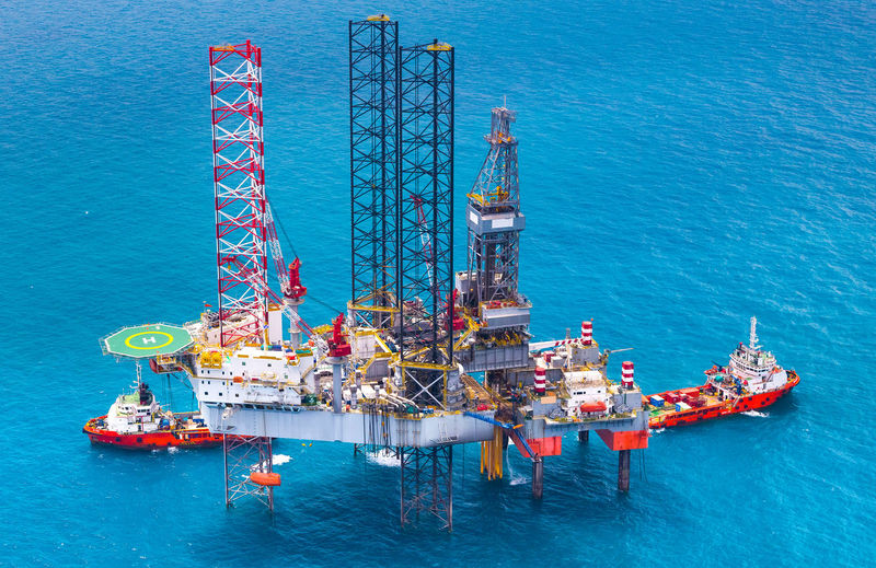 Blue Business Day Drilling Rig Fossil Fuel Fuel And Power Generation High Angle View Industry Natural Gas Nature Nautical Vessel No People Offshore Platform Oil Oil Industry Outdoors Rig Sea Transportation Water