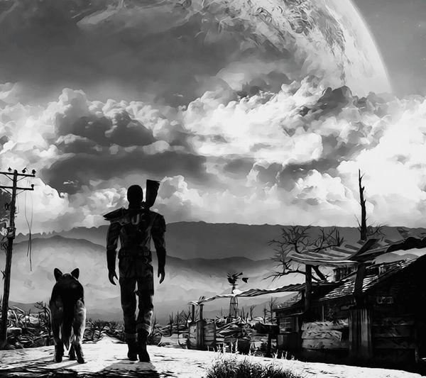 IPhone Black & White Starwars Netflixuk Sky Fallout XboxOne Gamers Spotify London UEFA Evilblackdrawingbook