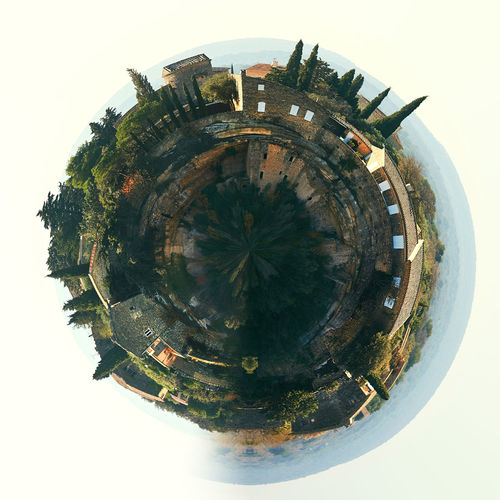 Little planet 360 degree sphere. Panorama of Gordes, beautiful hilltop village in France. Provence-Alpes-Cote d'Azur region 3 Dimensional 360 Degree Circle Earth France Gordes, Provence, France Panorama Panoramic Provence Alpes Cote D´Azur Skyline Sphere Tiny Trees Architecture Building Exterior Built Structure Globe Landscape Miniature Outdoors Planet Three Dimensional Three Dimentional Photography World Worldwide