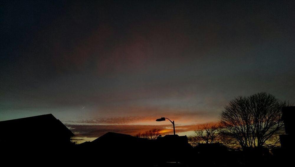 Sunset At Long Beach, NY EyeEm Sunset Visualmagic Sky Collection Beautiful Sky EyeEm Best Shots Popular Photos