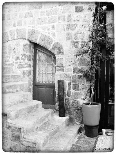 Stairs Black & White Greece Eye4photography