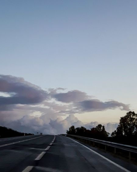 Umeugram Instagramer Travel Roadtrip Road Rainy Days No People Cloudporn Clouds