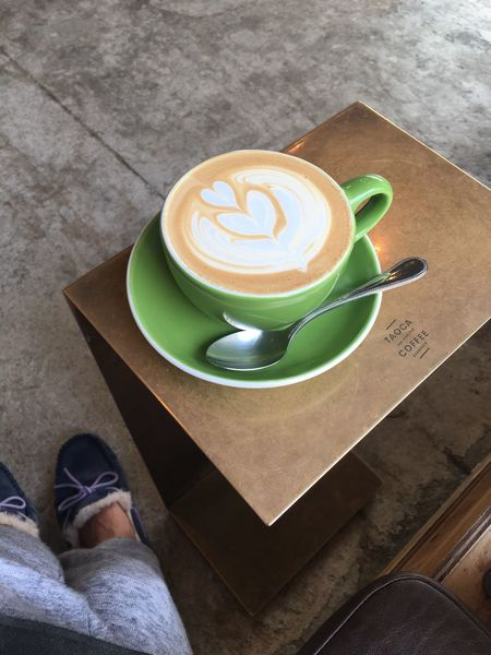 Hot Drink Yummy Taoka Coffee Green Cup Coffee Cafe Coffee Cup Coffee - Drink High Angle View Saucer Drink Table Refreshment Human Body Part Day Food And Drink
