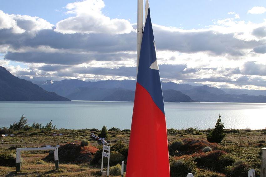Border Chile Lago O'higgins Outdoors Patagonia Voyage Water Waterfront Aysen