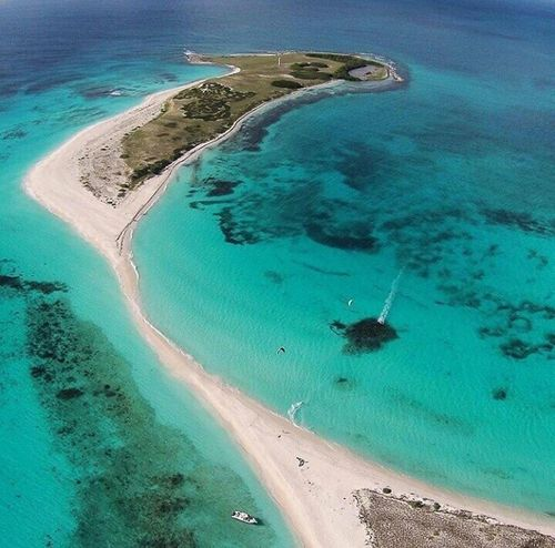 Los roques, Venezuela Aerial View Sea Scenics Water Travel Destinations Outdoors Landscape Nature Sand Coastline No People Beauty In Nature Day Beach
