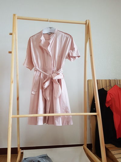 Pink Dress Pink EyeEm Selects Coathanger Females Fashion Clothing Dress Womenswear Clothes Dressing Room