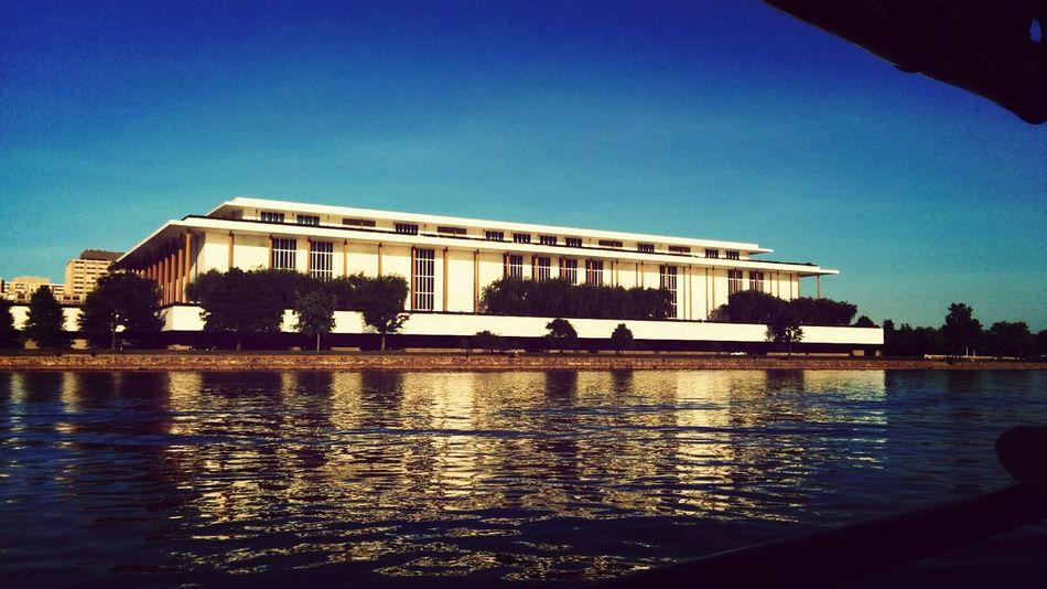 DC native on a boat tour. Notashamed CapitolRiverCruises Livingsocial