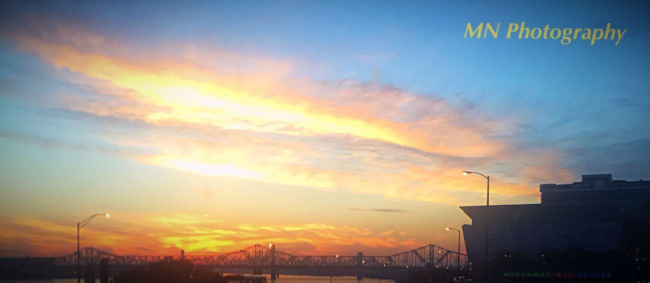 Sunset Streetphotography Urbanphotography Cloud - Sky City MuhammadAli