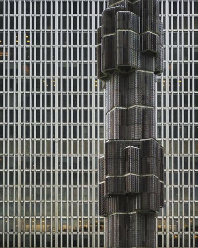 Architecture Backgrounds Barrier Boundary Building Building Exterior Built Structure Close-up Day Fence Full Frame Low Angle View Metal No People Outdoors Pattern Protection Safety Security Window