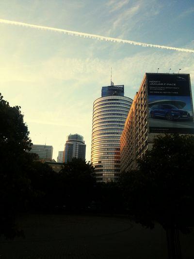 City Architecture Building Exterior Built Structure City Life Office Building Outdoors Cloud Sky Lines