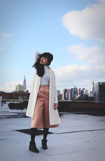 Open Edit New York Portrait Of A Friend