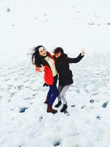 Best Frends Hi! Love Hello World Girl Happy Snow ❄ Best