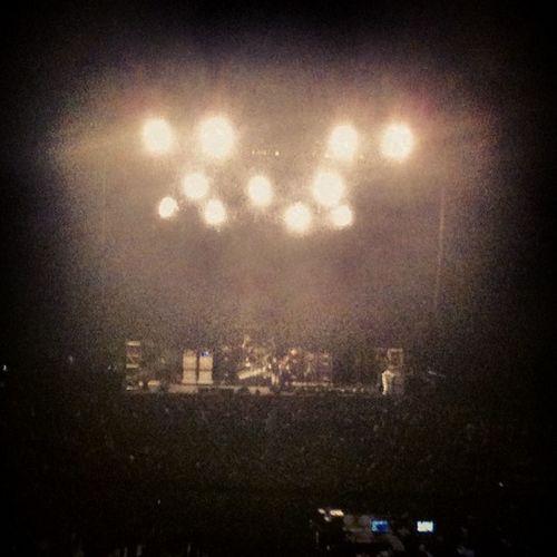 Montado el escenario para que Dios Lemmy haga su gloriosa entrada ForceFest Forcemetalfest motörhead