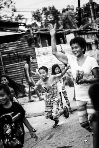 Black & White Black And White Blackandwhite Childhood Childplay Elementary Age Enjoyment Fun Medium Group Of People Philippines Street Photography Streetphotography Tarlac, Philippines Teenage Boys