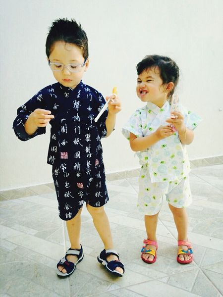 Japanese  Hashi Children Photography Children