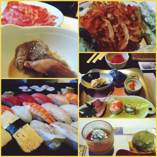 今日はしゃぶしゃぶとお寿司でした。美味しかったし、昨日よりはお腹が苦しくないので、これからまたお風呂に行ってこよう。^^ Booking A Room Food Japanese Hotel Japanese Traditional Inn 旅館 温泉 Japanese Restaurant Japanese Food Dinner