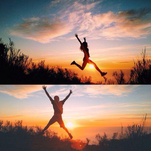 Liberty 🙌😜🙌🌅 Taking Photos Hello World Enjoying Life That's Me EyeEm Escaping Momentos Inolvidables Love ♥ Sunset Silhouettes OneLove