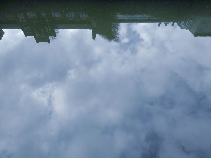 Sky Upside Down
