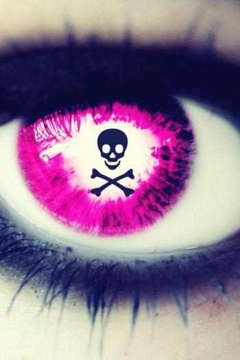 Pink Eyes <33.