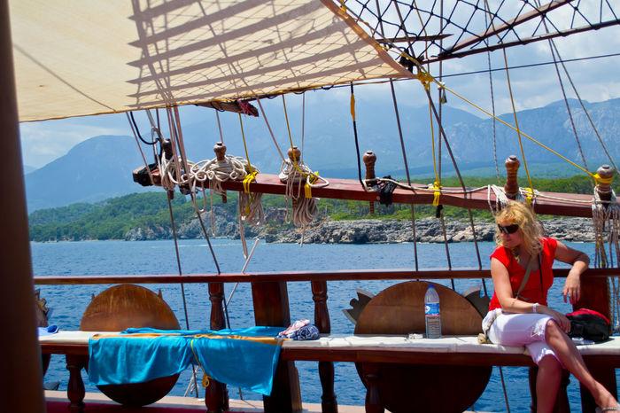 Ramble Summertime Tour Trip Turkey Vacation