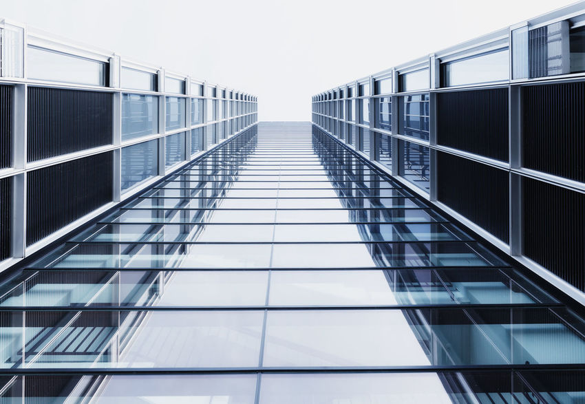 Business Architecture Built Structure Clear Sky Corporate Buildings Day Modern No People Outdoors Sky