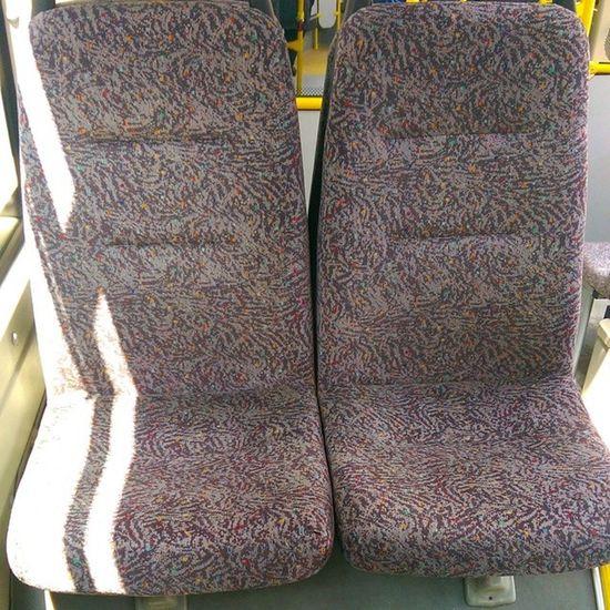 Sonra oturduk basbasa Ben ve kendim... Hem konustuk, hem yolculuk ettik... Yalniz Alone Otobus road trip istanbul iett