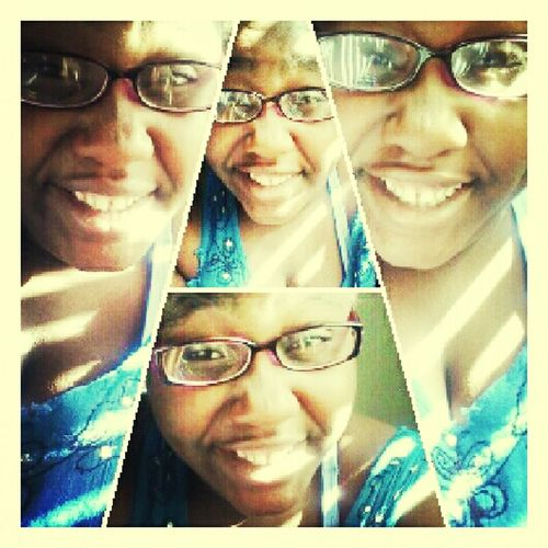 I Have A Reason To Smile.!#BLESSED