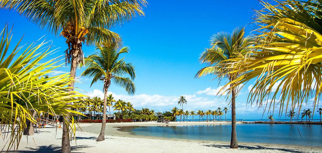 The Round Beach