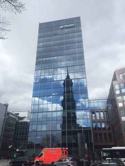 EyeEm Diversity Hamburg Architecture City Diversity Building Differences  Ambulance This Is Strength