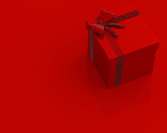 Red Box Gift