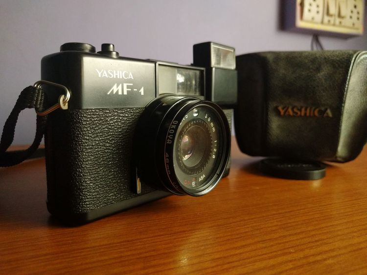 Lieblingsteil Dads Camera from 1969 in Closet....it has captured tons of Our Memories..!!