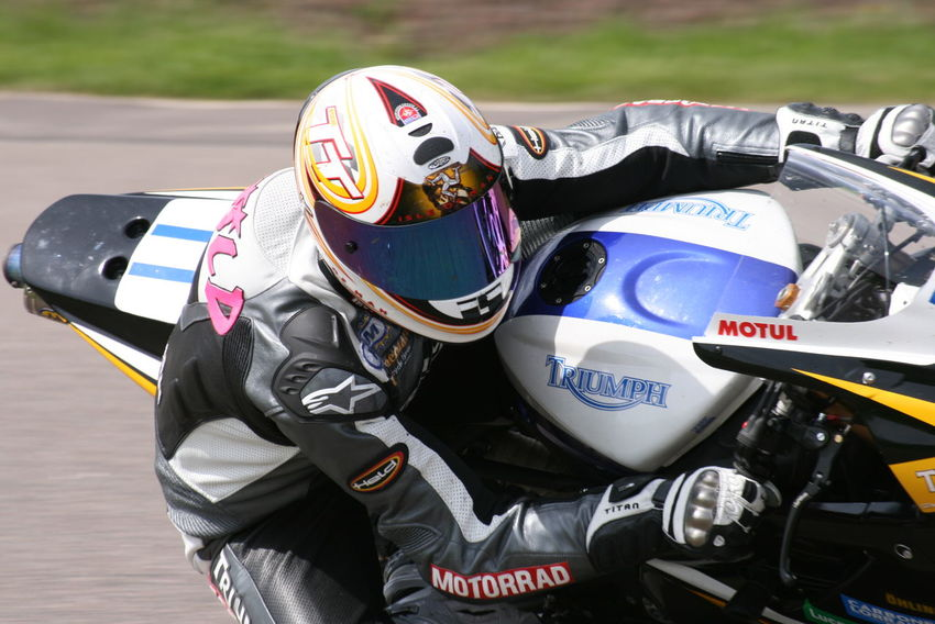 Road Racing Motorcycle Race Triumph