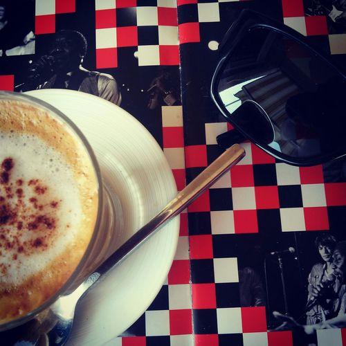 Coffee Time Blues&coffe I Love Coffee Bluesman Light And Shadow Sound Of Life Sibaritas Monochrome Rock&coffee