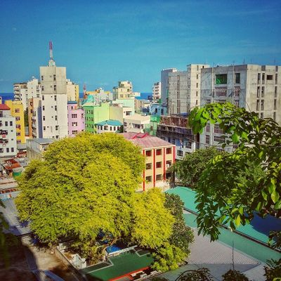 Beautifulday Concretejungle InstagramMV Malecity maldives