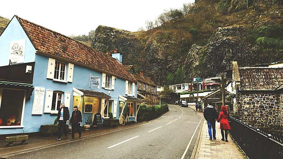 Cheddar Gorge English Tea British Town Historical Road Rainy Days  Gough Caves Family Days Out First Eyeem Photo The Tourist