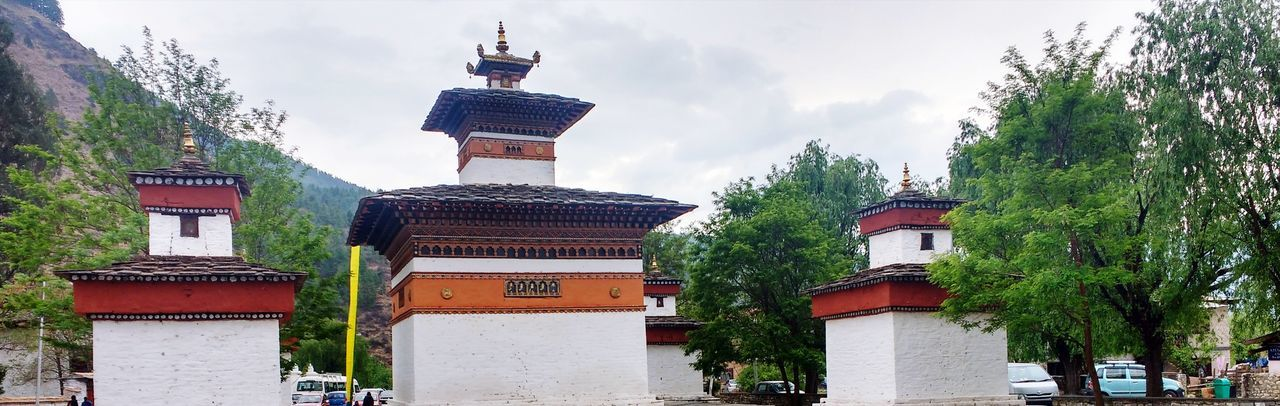 #Paro Bhutan #digitalpainting #photography #landscape #nature #photography #outfit #OOTD #architecture #Painting #Creating Tree Skyscraper City Sky Architecture Building Exterior Built Structure Place Of Worship Buddha Religion Spirituality Buddhist Temple Statue Temple Temple - Building Sculpture